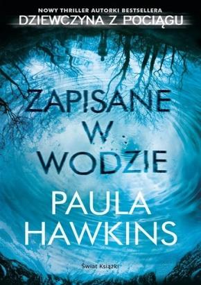 Zapisane w wodzie – PaulaHawkins